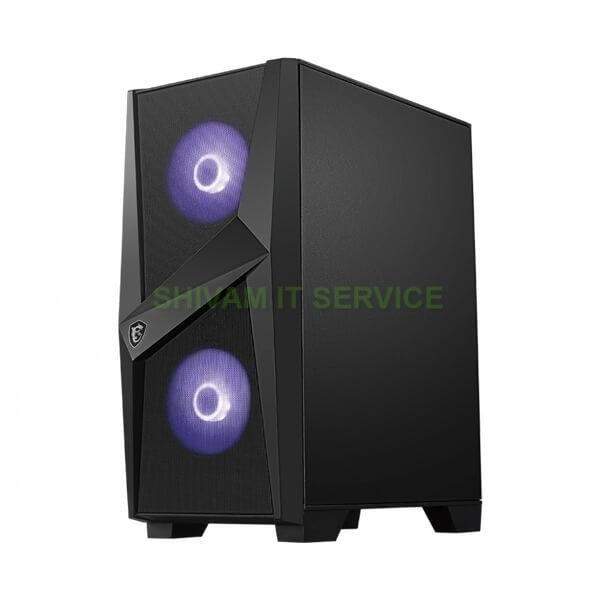 msi forge 100m gaming case 3