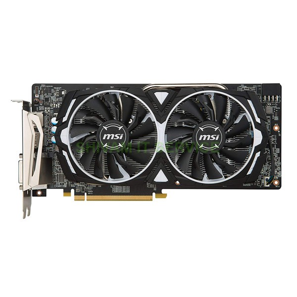 msi rx 580 armor oc 8gb graphic card 4
