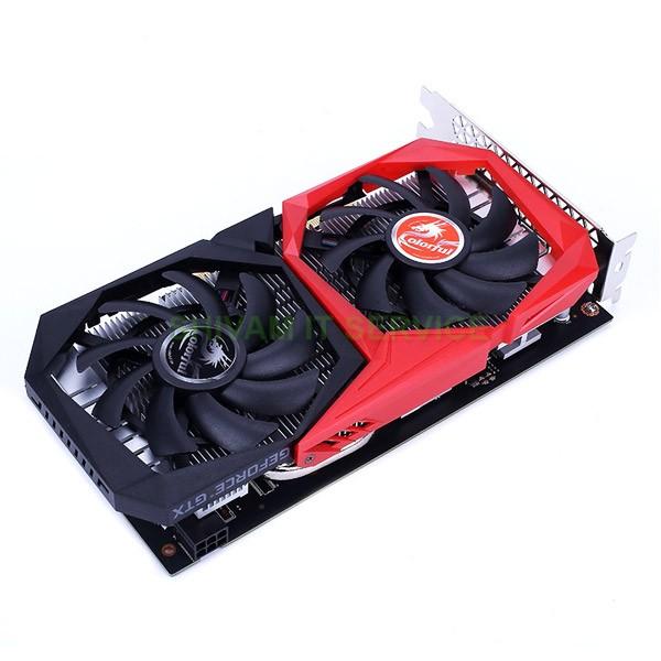 colorful gtx 1650 super 4gb graphic card 2