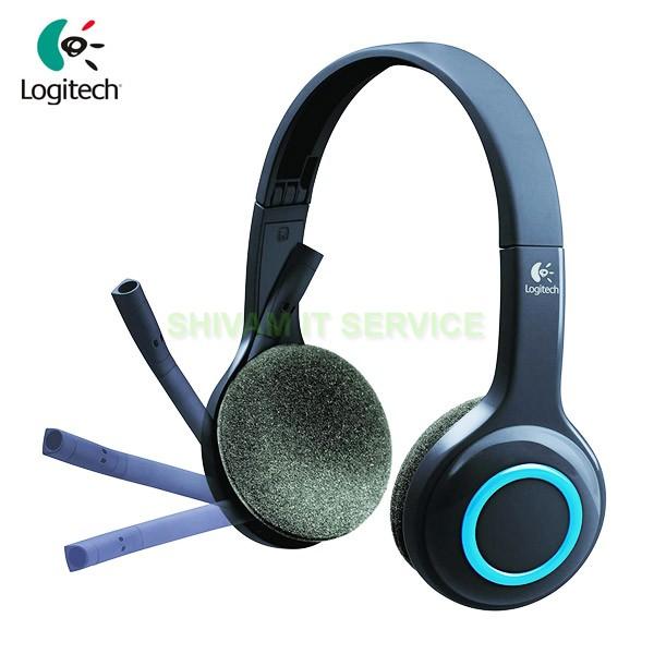 logitech headphone wireless h600 3