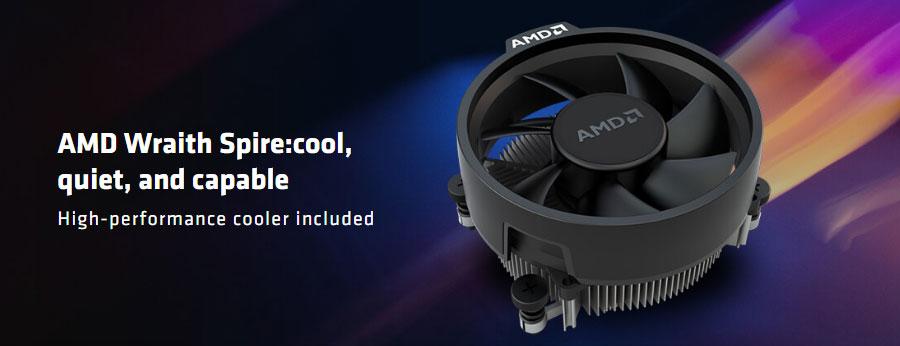 amd ryzen 5 3400g processor 6