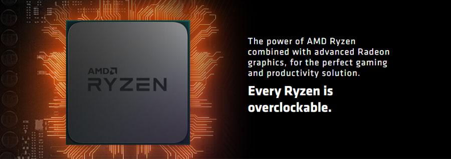 amd ryzen 5 3400g processor 7