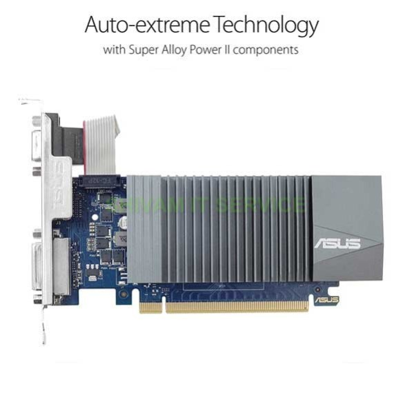 asus gt710 ddr5 2gb graphic card 2