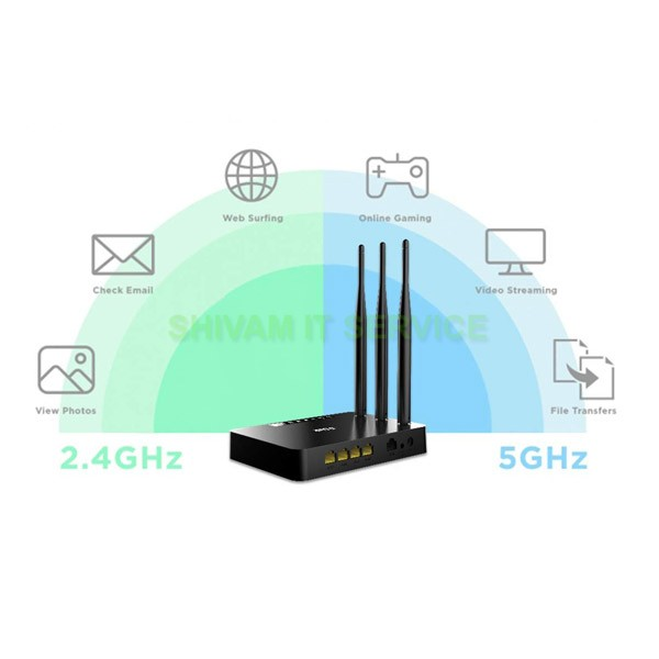 Dlink DIR-806IN AC750 Dual Band Wireless Router