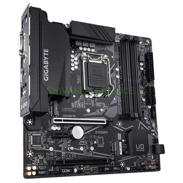 gigabyte z490m motherboard 2