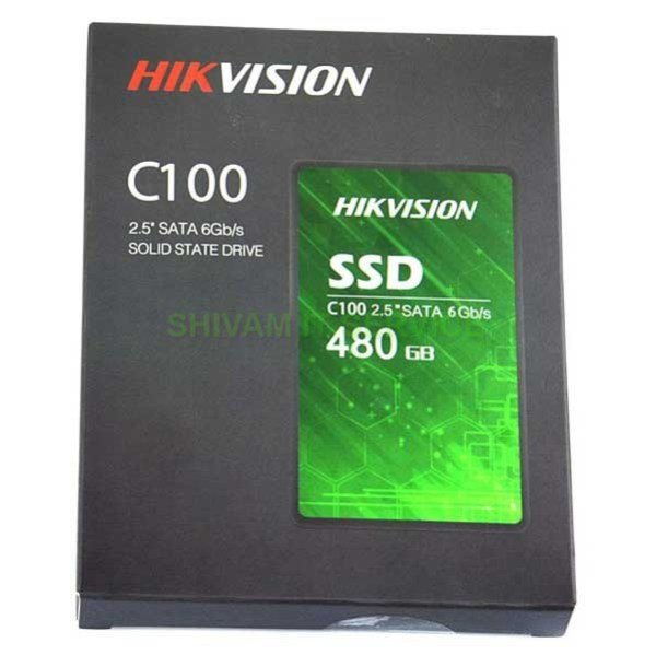 hikvision c100 480GB ssd 2