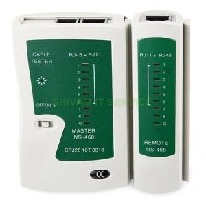 RJ45 LAN Cable Tester