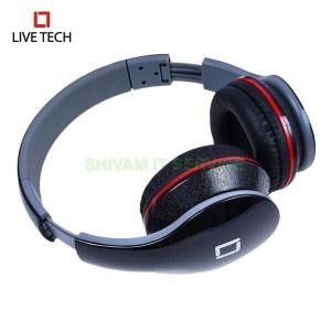 LIVE TECH HP 19 Headphone black