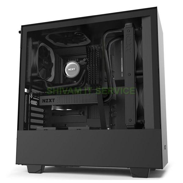 nzxt h510i gaming case matte black 4