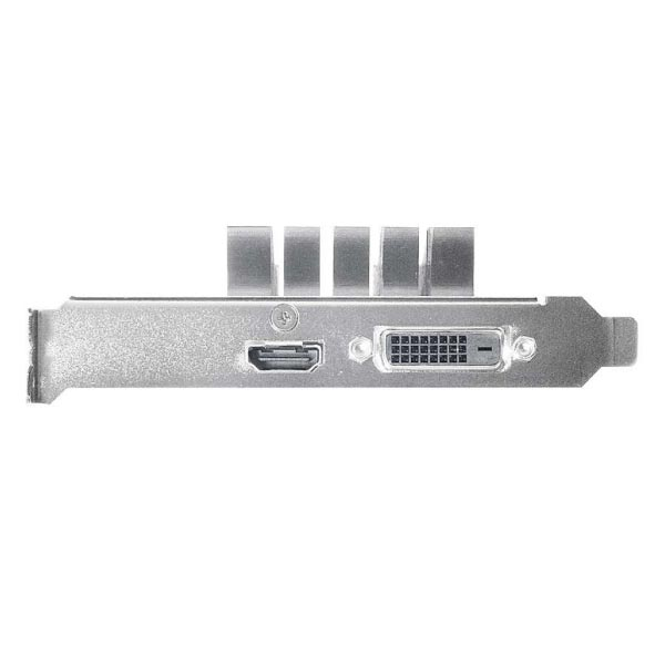 ASUS GeForce GT 1030 64-bit 2GB GDDR5 low profile graphics card (GT1030-SL-2G-BRK)