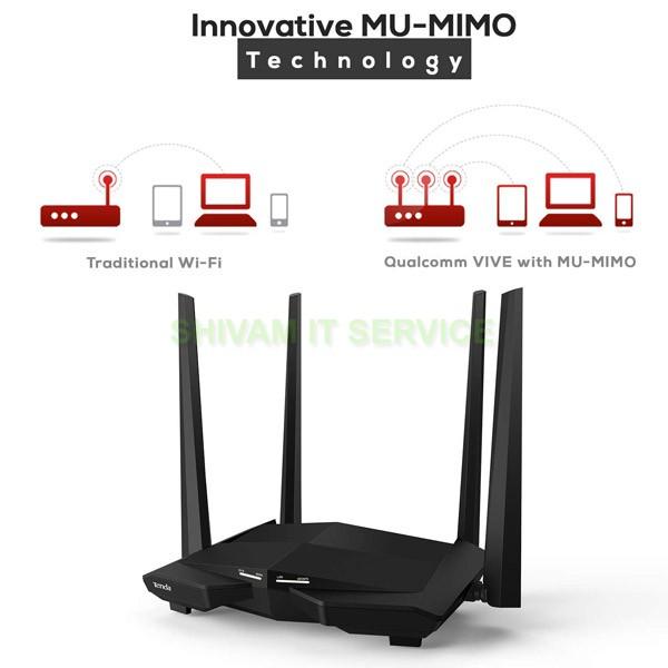 tenda ac10 ac1200 dual band router 2