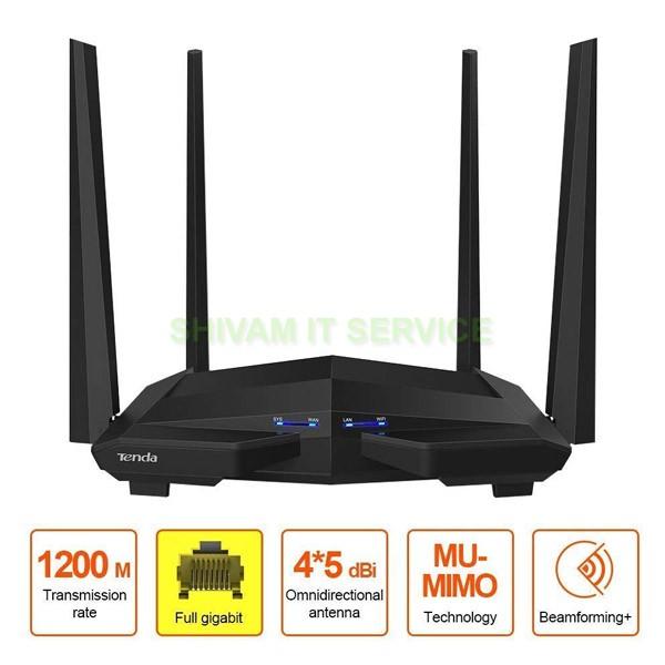 tenda ac10 ac1200 dual band router 3