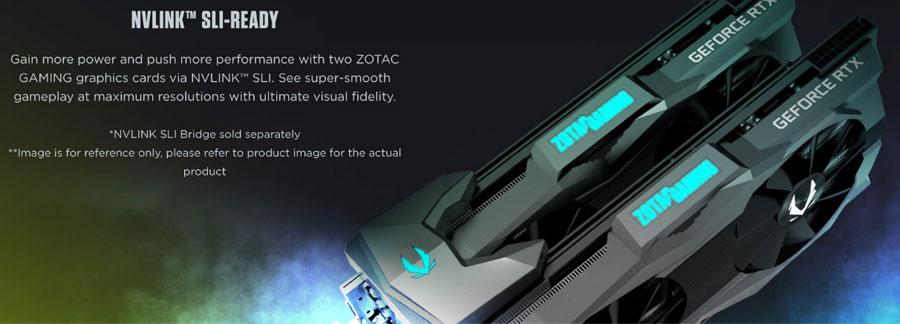 ZOTAC GeForce RTX 2070 SUPER Mini 8GB GDDR6 Graphic Card ZT-T20710E-10M
