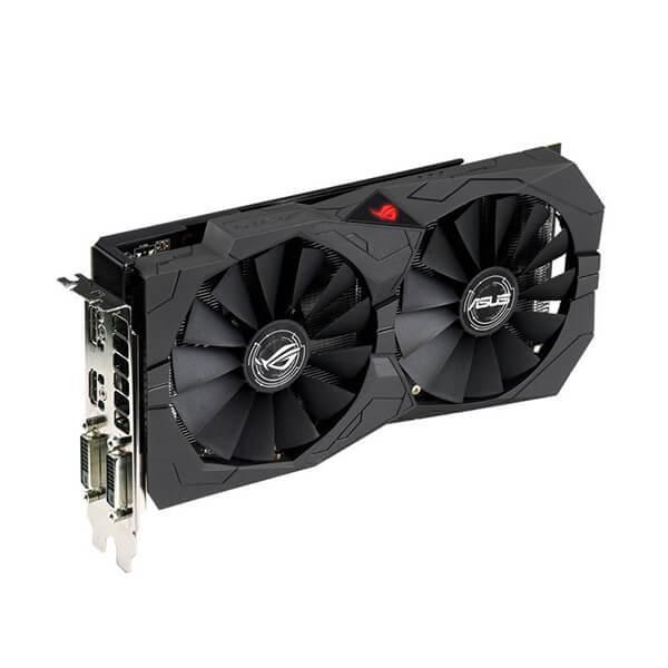 Asus ROG Strix RX 570 OC 8GB Graphics Card GDDR5 (ROG-Strix-RX570-O8G-Gaming)