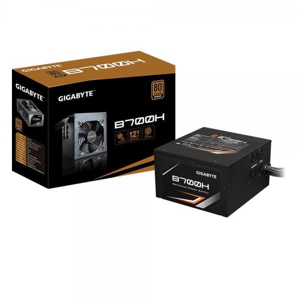 Gigabyte B700H SMPS 700 Watt 80 Plus Bronze Certification PSU With Active PFC