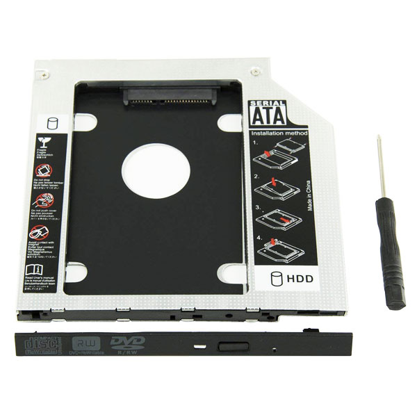 SSD HDD Caddy Tray