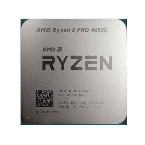 amd ryzen 5 pro 4650g processor 6