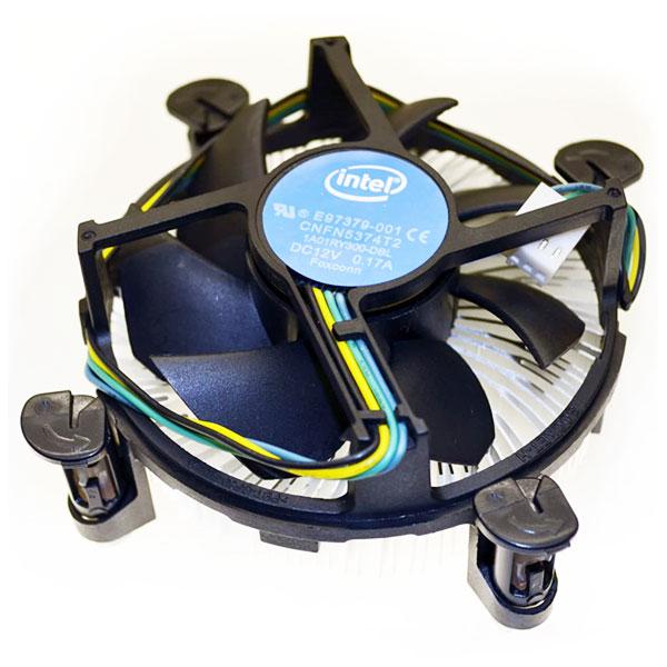 Intel CPU Cooling Fan