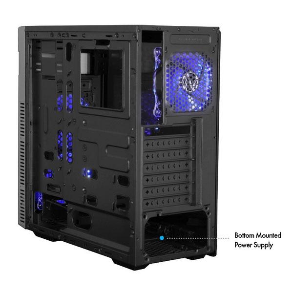 zebronics zeb hexa gaming cabinet 3