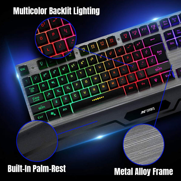 ant esports km540 gaming keyboard mouse combo 4