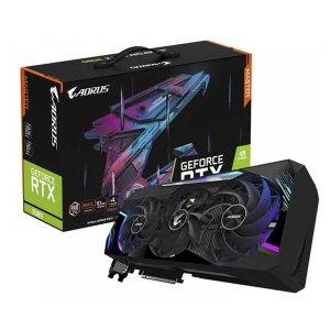 Gigabyte AORUS GeForce RTX 3080 MASTER 10G Graphic Card