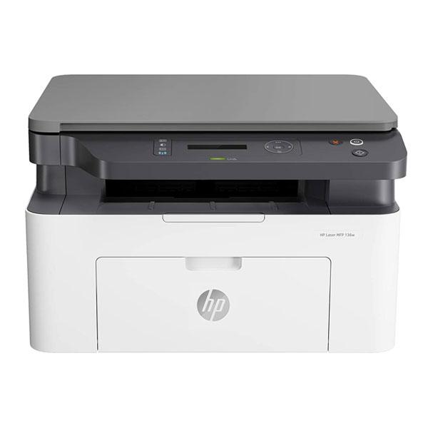 HP Laser MFP 136w Printer