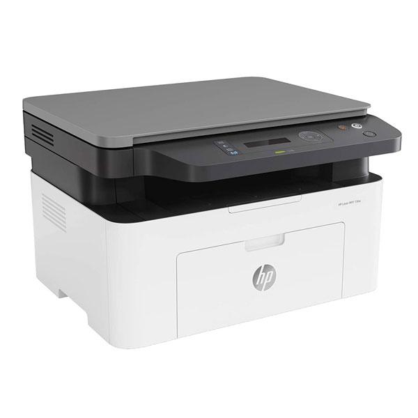HP MFP 136w Printer Print Scan Copy Wi-Fi Multi-function Monochrome Printer
