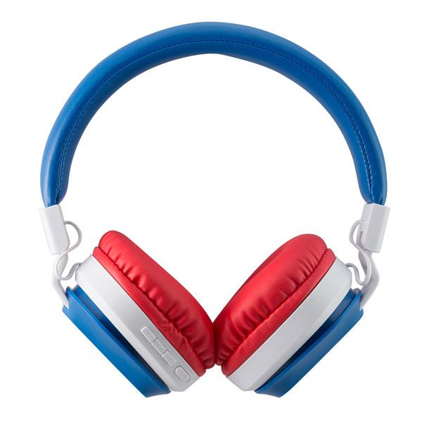 reconnect 301 marvel captain america wireless headphone 2
