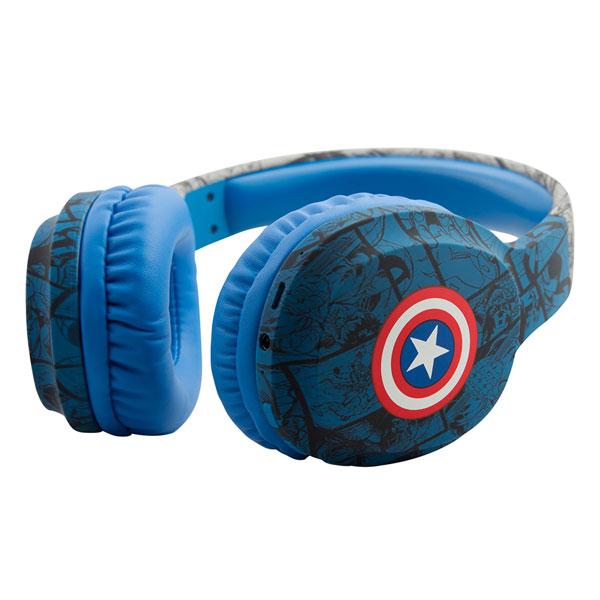 reconnect 302 marvel captain america wireless headphone 4