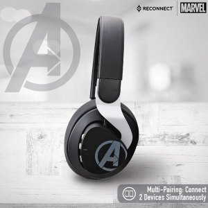 Reconnect 501 Marvel Avengers Wireless Headphone