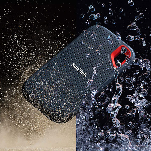 sandisk 500gb extreme portable ssd 6