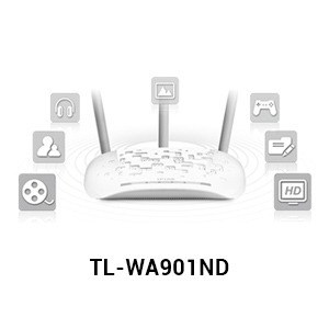 tplink tl wa901nd 450mbps access point 5