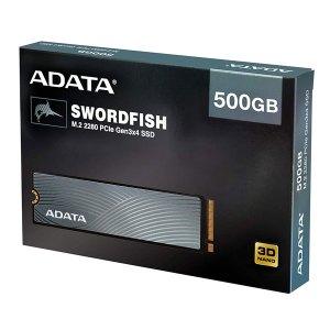Adata Swordfish 500GB M.2 Internal SSD