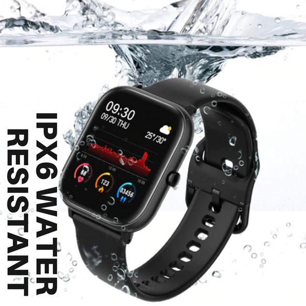 fire boltt full touch smart watch black 5
