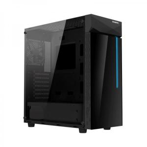 Gigabyte C200 Glass (Black) Gaming Cabinet