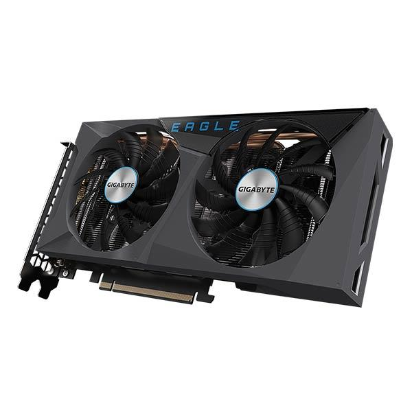 Gigabyte RTX 3060 Ti Eagle OC 8GB Graphics Card GV-N306TEAGLE OC-8GD