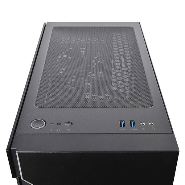 thermaltake h200tg rgb gaming cabinet 5