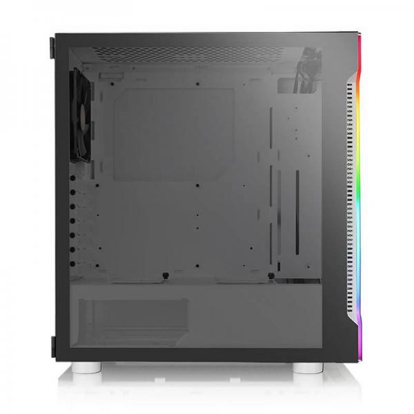 thermaltake h200tg snow rgb gaming cabinet 4