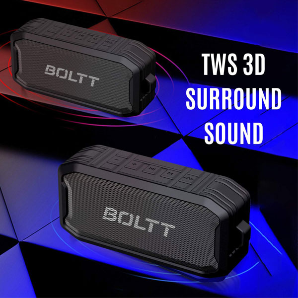 fire boltt bs1500 bluetooth speaker black 2