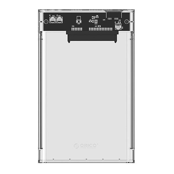 orico transparent hard drive enclosure 4