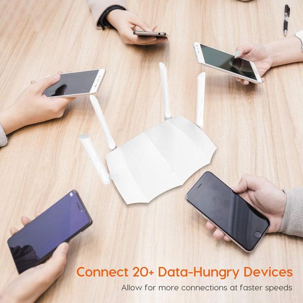tenda ac5 ac1200 dual band router 5