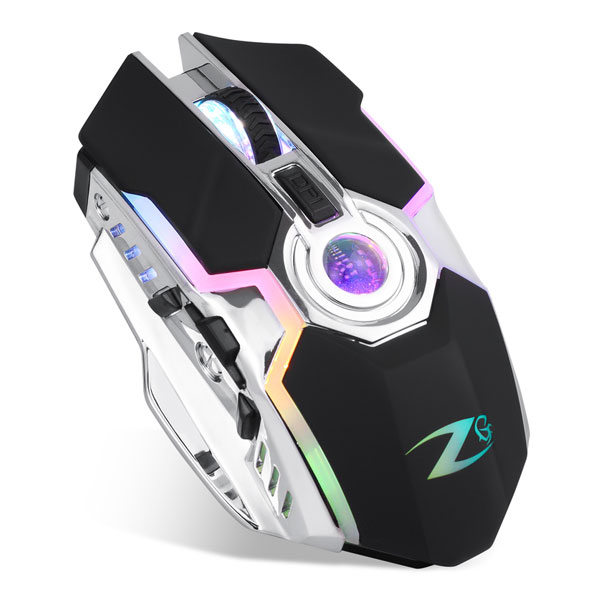 zoook terminator rechargeable wireless mouse 3