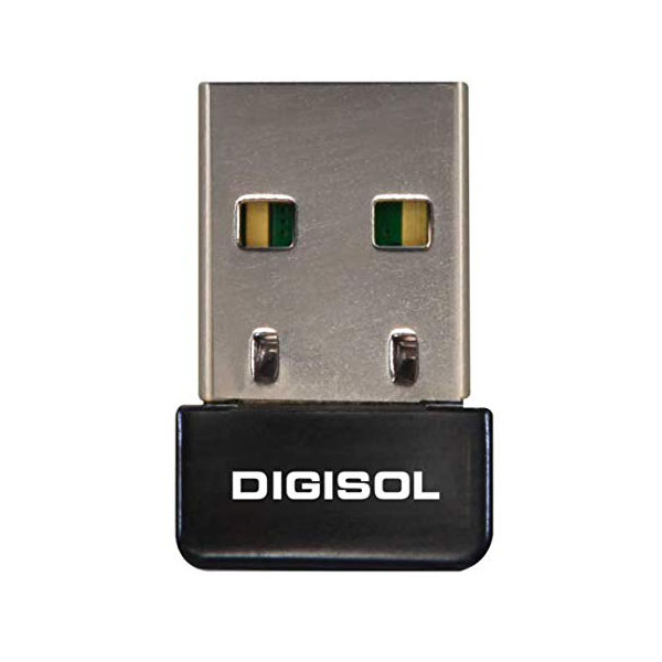 Digisol 150Mbps Wireless USB Adapter DG-WN3150Nu