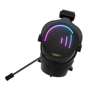 Gamdias HEBE M2 RGB Wired Headset with Mic (Black)