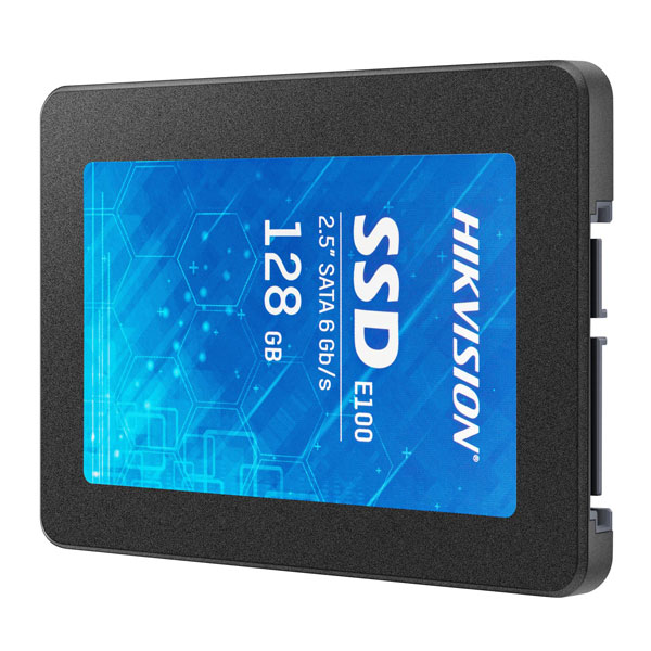 """Hikvision E100 128GB SSD Internal 2.5"""" SATA Solid State Drive"""