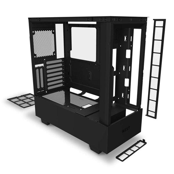 NZXT H510 Elite - Premium Mid-Tower ATX Case PC Gaming Case