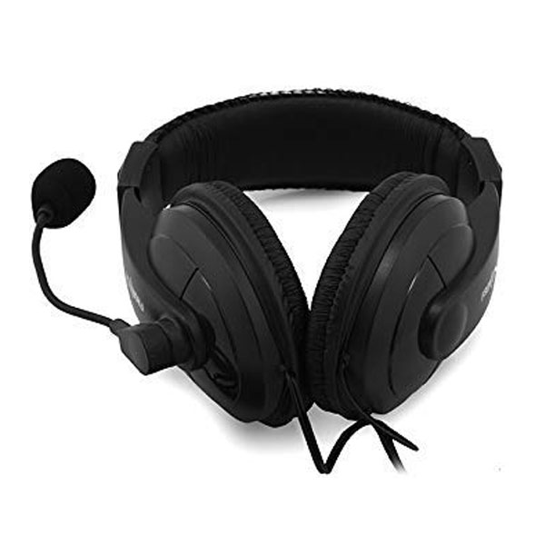 frontech hf 0750 wired headphone 2
