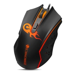 Zebronics Zeb-Clash Premium USB Gaming Mouse 3600 DPI