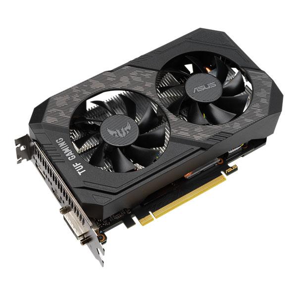 Asus GTX 1660 Super TUF Gaming OC 6GB Graphics Card TUF-GTX1660S-O6G