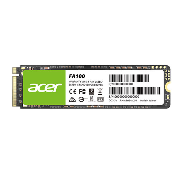 acer fa100 nvme ssd 3